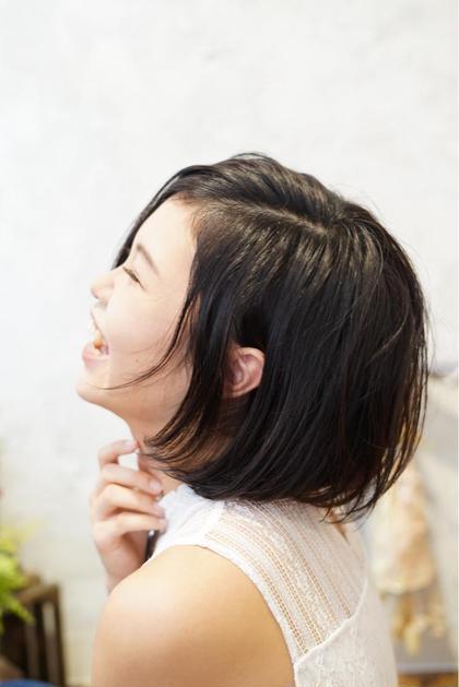 【夏の喜びクーポン】カット×炭酸泉シャンプー