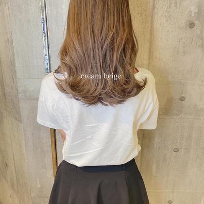 イルミナカラー & 4stepトリートメント&前髪カット   ¥4500