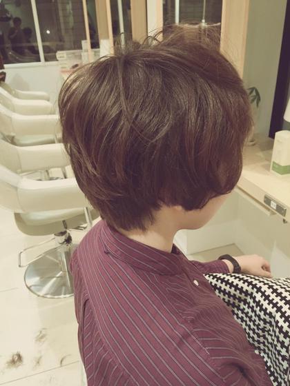 HAIR MAKE Ash高津店所属・北早耶香のスタイル