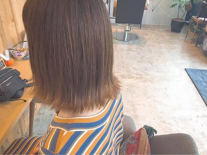 GLANZ所属の斉脇由佳のヘアカタログ