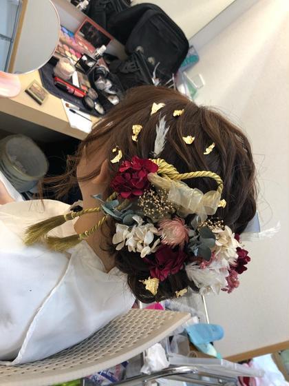 【朝7時30分〜】結婚式/列席/婚活/パーティー/イベント/コンサート/ライブ/和髪/