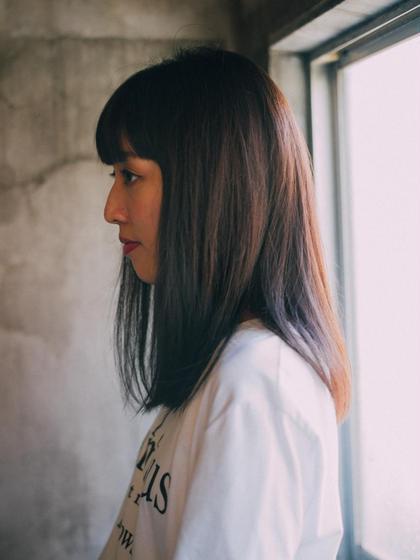 【OPEN♪大好評につき✨】美髪顔周り縮毛矯正+OGトリートメント¥9000→¥5900
