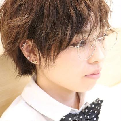 🌈#アオハル🌈 春っぽく🌸前髪でイメージチェンジ🌸✃ 🌈