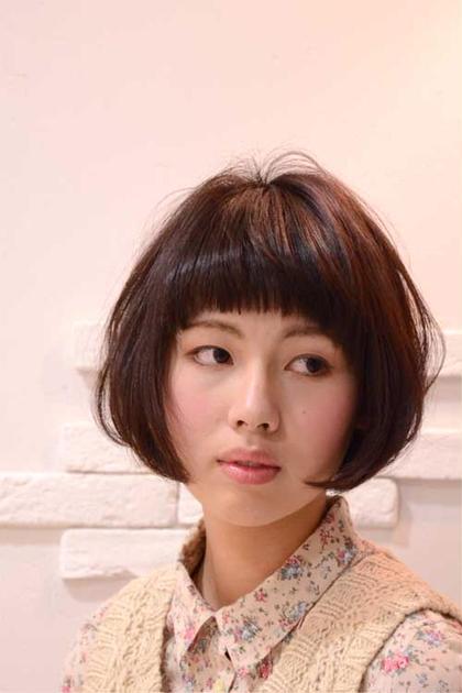 L'heureux(ルルー)所属・hair salonL'heureuxのスタイル