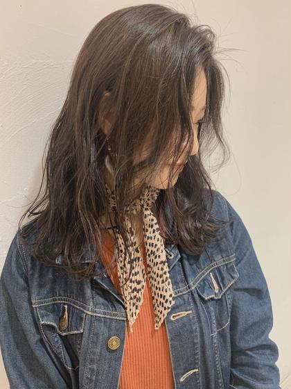 【毎朝らくらく前髪パーマ🙋♀️💓】💛💚前髪パーマ(前髪カット付き)