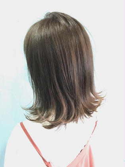 Hair Salon Valor所属・M -Hairのスタイル