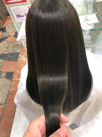 美髪カット & 髪質改善 トリートメント