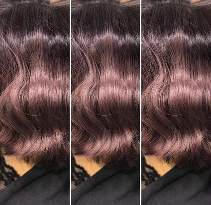 その他 カラー ショート 人気のピンクグラデーション 根元を暗めにするのがポイント!艶があってオススメです!