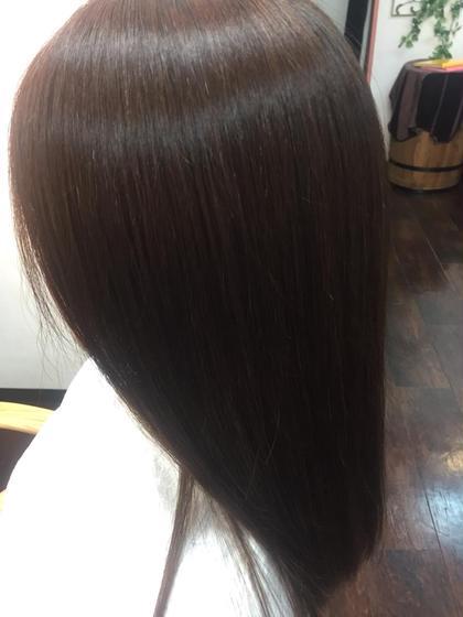 バーデンスデジ&アナ酸性縮毛矯正ストレートアルカリ剤を使用しない酸性の薬剤浸透促進剤(ラウレス-3酢酸アミノ酸)