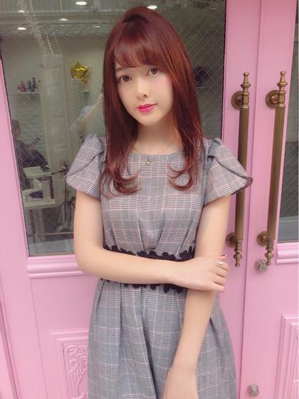 その他 カラー キッズ セミロング ネイル パーマ ヘアアレンジ マツエク・マツパ メンズ 白石麻衣さんに似の人気モデルまゆちむさん💕💕