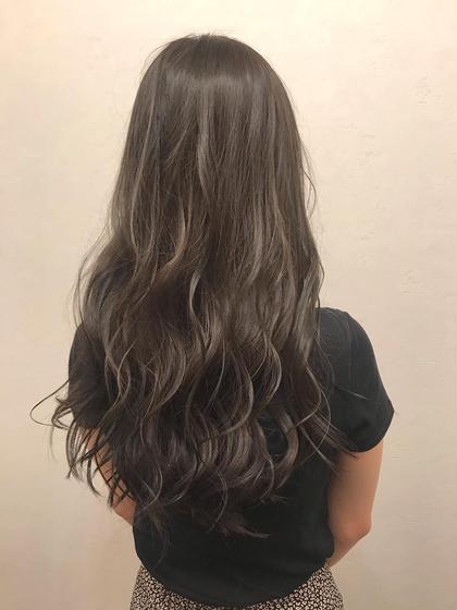【前髪カットサービス🌟⠀】艶カラー&トリートメント💁♀️
