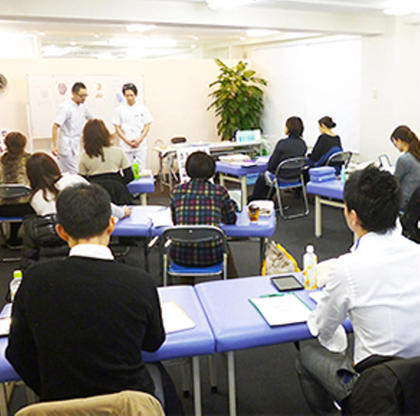 【プロ向けセミナー風景】全国の同業者も学びに来るプロ集団
