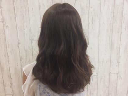 cut color kenje善行所属・田中愛美のスタイル