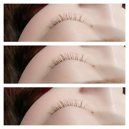 地まつ毛と同じくらいの長さでナチュラルに! eye salon lazo石井店所属・平木朋子のスタイル