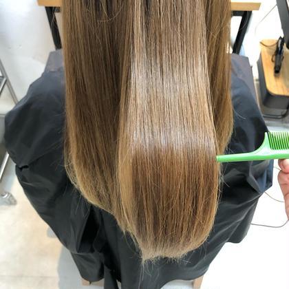 ✨🧖🏻♀️ カラー+髪質改善TR 🧖🏻♀️✨⚠️水曜以外⚠️