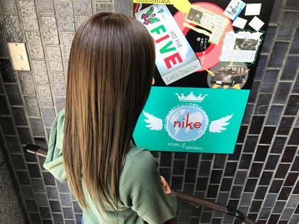 髪質改善♡広がる髪がツルツルになるストリートメント
