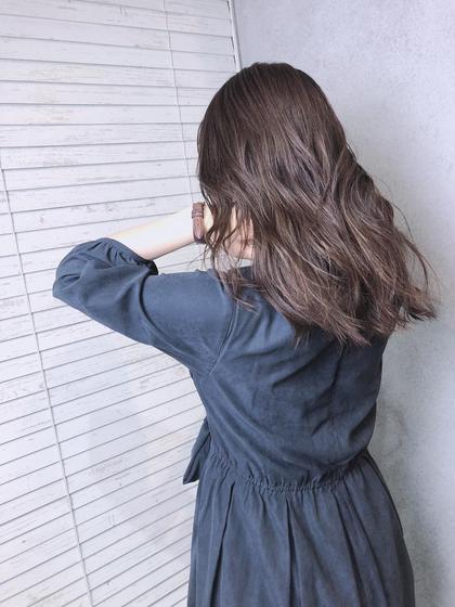 【乾燥対策】ミストカラー+リンケージTR(スチーム付き)