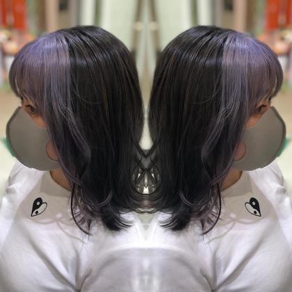 《前髪から可愛く》✨前髪カット&コテ仕上げ✨