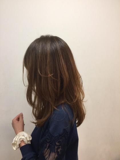 mh hair所属・sasaayuのスタイル