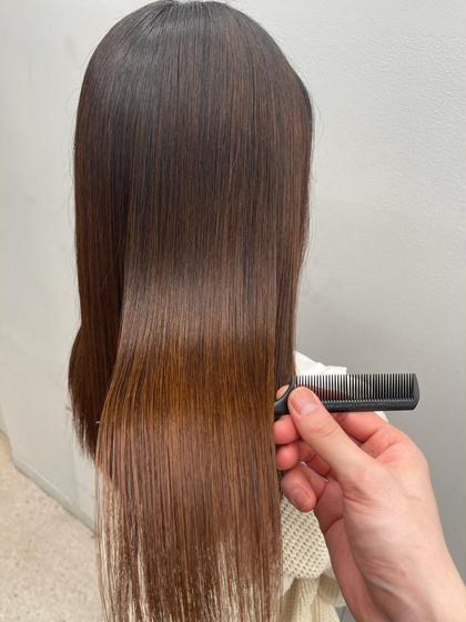 【平日限定】✨肩下ロングヘアー限定!✨髪質改善トリートメント🌈