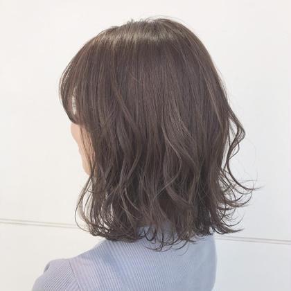 人気No.2🌻1日3名限定‼️透明感カラー+トリートメント🌻