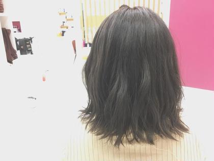 dark ash❤︎ Faretsurumi所属・タカハシアヤのスタイル