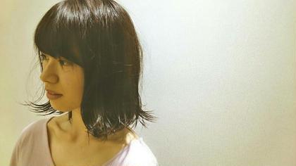 ルーズな外ハネも今っぽい LYCKA BELSA 所属・秋田健太のスタイル