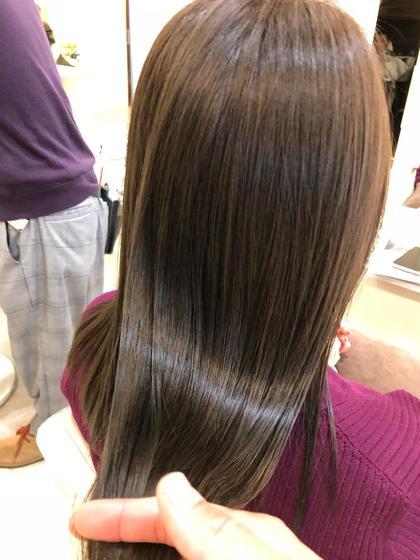 1〜3回目まで使える ✅【くせ毛が気になる方に⭕️】カット&酸性ストレート縮毛矯正