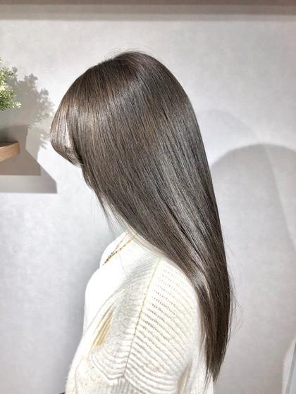 ✨前髪カット & TOKIOTr✨