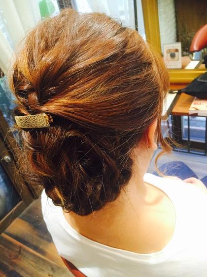 hair arrange atelier  de cherir所属・中原京香のスタイル