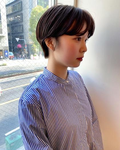 【人気No. 1】👂納得いくまでじっくりカウンセリング👂カット(ショート)