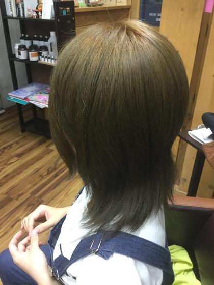 オリーブマット hair make little parks所属・後藤健史のスタイル