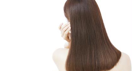 湿気に負けない!ダメージにも負けない!艶やか縮毛矯正に柔らかさを!髪質改善アフタートリートメント♪カット込み♪