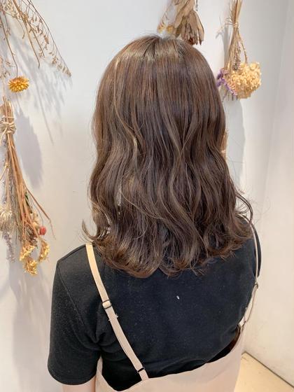 💎【初回&2回目】ツヤ髪💕透明感カラー&トリートメント🍀