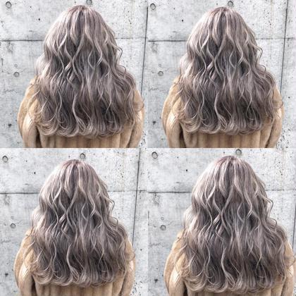💞前髪カット💞➕💞透明感抜群アディクシーカラー💞 ➕💞4Stepハホニコトリートメント💞