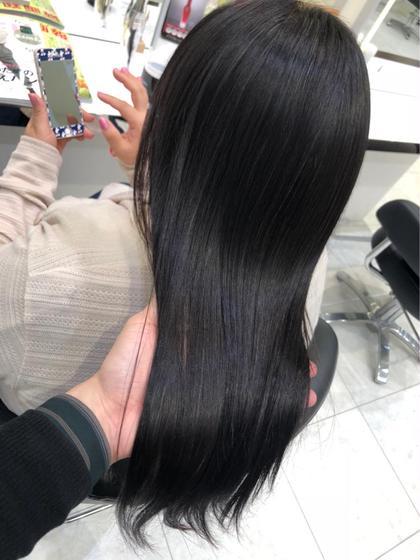 【CREA技術❤️】奇跡のダメージレス縮毛矯正