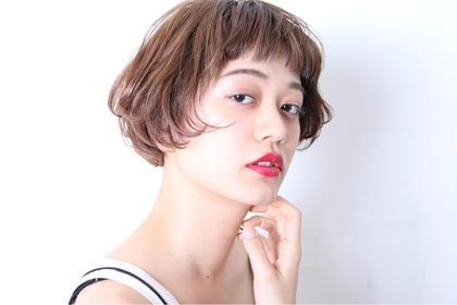 THE ORIGIN'S SALON所属・奥村愛弓のスタイル