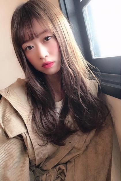 【NO2に人気】似合わせカット & カラー & 極ツヤAujuaミルボンクイックトリートメント