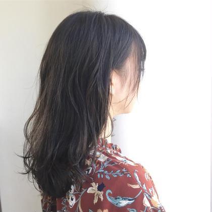 ▶︎大人気プラチナグレージュカラー! ARC所属・高橋淳樹のスタイル