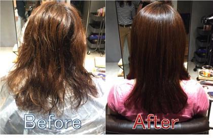髪質を改善する特別なパーマあります。 CYAN HAIRMAKE所属・CYANHAIRMAKEのスタイル