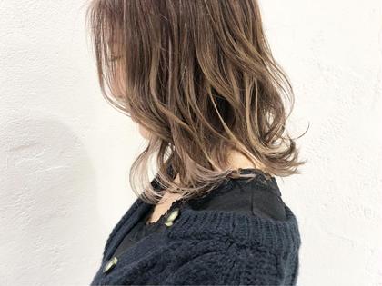 🍓前髪インナーカラー🍓シールエクステ🌈✨