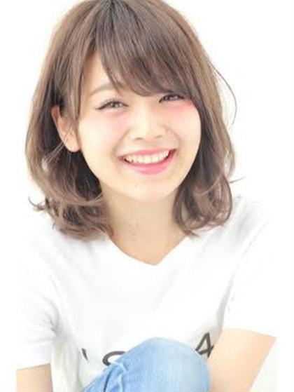 FORTE掛川店所属・五十嵐愛のスタイル