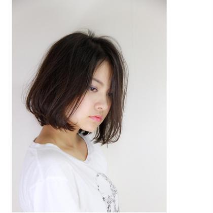 ワンレンボブ☆ DAYS所属・一戸亮祐のスタイル