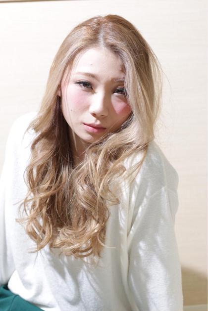外国人風な巻き髪スタイル!! (有)アルター所属・市原徹のスタイル