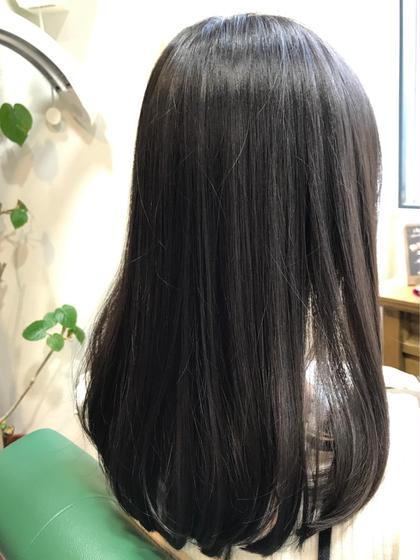 【初めての方】髪質改善☆クセを生かして柔らかく収まりのある髪に!髪質改善+カット