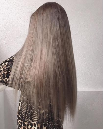 新規のみ✨似合わせカット+酸髪質改善酸性ストレート