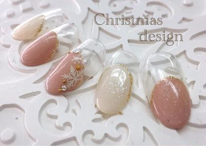 ネイル クリスマスデザイン