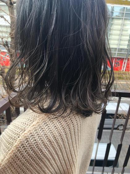 【春キャン学割U24】🍃似合わせカット+透明感カラー🍃