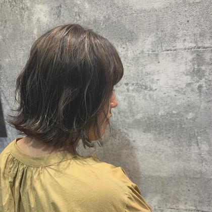 💘カット+ハイライト10枚+アディクシーカラー+ナノケアトリートメント💘¥14410→¥13750