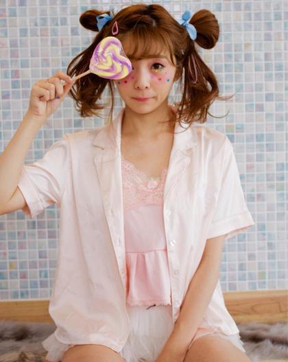 petitgirlのヘアアレンジ